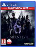 Resident Evil 6 PS4 Playstation Hits