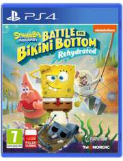 SpongeBob SquarePants Battle for Bikini Bottom PS4-49508