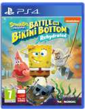 SpongeBob SquarePants Battle for Bikini Bottom PS4