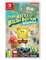SpongeBob SquarePants Battle for Bikini Bottom NDS-49519