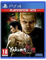 Yakuza Kiwami 2 Playstation Hits PS4-49491