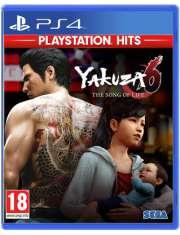 Yakuza 6 The Song Of Life Playstation Hits PS4-49499