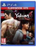 Yakuza 6 The Song Of Life Playstation Hits PS4