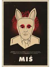 Miś - plakat