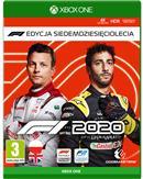 F1 2020 Edycja Siedemdziesięciolecia Xbox One