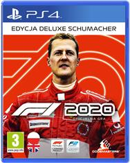 F1 2020 Edycja Deluxe Schumacher PS4-49572