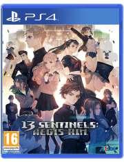 13 Sentinels: Aegis Rim PS4-49612