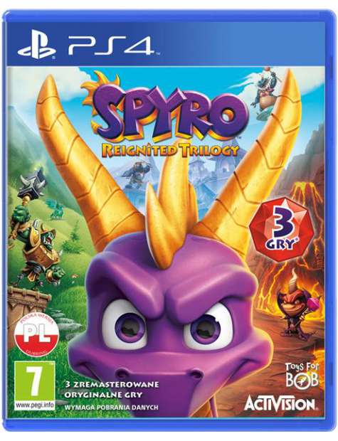 Spyro Reignited Trilogy PS4-37335