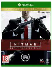 Hitman Definitive Edition Steelbook Xone-49518