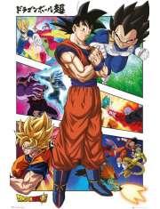 Dragon Ball Super Mix - plakat