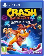 Crash Bandicoot 4: Najwyzszy Czas PS4-49835