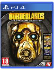 Borderlands The Handsome Collection PS4-49312