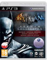 Batman Arkham Collection PS3-927