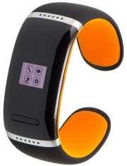Smartwatch Garett iONE pomarańczowy