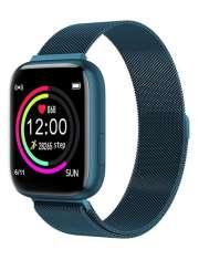 Smartwatch Garett Women Eva niebieski, stalowy