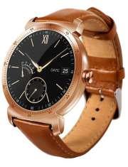 Smartwatch Garett GT20S złoty skórzany