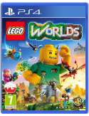 Lego Worlds PL PS4