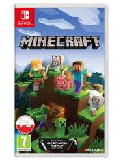 Minecraft Nintendo Switch Edition NDSW-32497