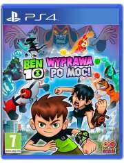 Ben 10: Wyprawa po moc! PS4-49964