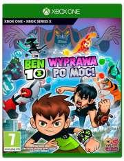 Ben 10: Wyprawa po moc! Xbox One-49958