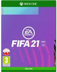 Fifa 21 Edycja Mistrzowska Xbox One-50055