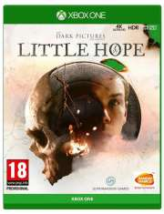 The Dark Pictures: Little Hope Xbox One-50065