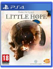 The Dark Pictures: Little Hope PS4-50070