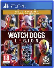 Watch Dogs Legion Gold PS4-50075