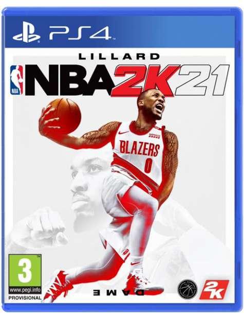 NBA 2K21 PS4-50103