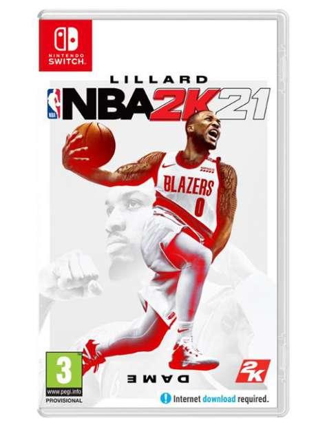 NBA 2K21 NDSW-50104