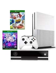Xbox One S 1TB 2 Pady Rush JD18 Kinect Bajka-40014
