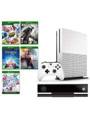 Xbox One S 1TB KINECT 2 PADY 6 GIER BAJKA-39255