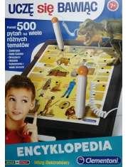 Mózg Elektronowy 500 Pytań Encyklopedia 97352-50180
