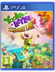 Yooka-Laylee and the Impossible Lair PS4-50241