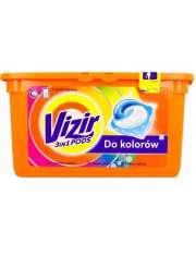 VIZIR Kapsułki ALLin1/ 3w1 PODS do Kolorów 41szt-50277
