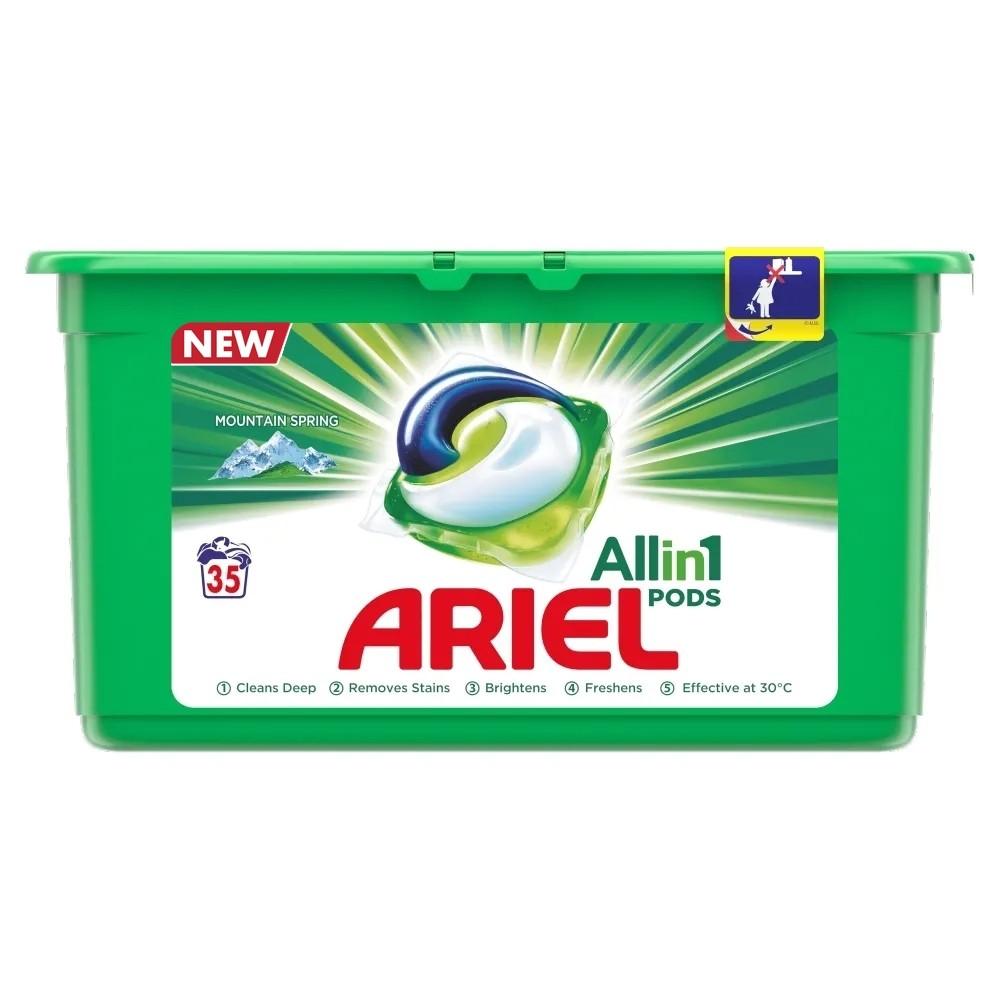 Ariel All in pods Mountain Sprnig