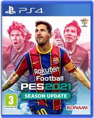 eFootball PES 2021 Season Update PS4-50300