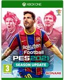 eFootball PES 2021 Season Update Xbox One