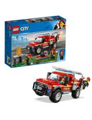 Klocki Lego City 60231 Terenówka komendantki straż-50330