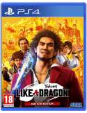 Yakuza Like A Dragon Day Ichi Steelbook Editio PS4