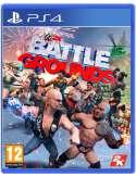 WWE Battlegrounds PS4