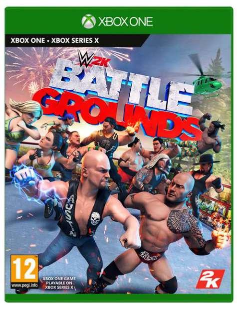 WWE Battlegrounds Xbox One-50448