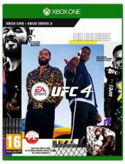 UFC 4 Xbox One Bonus-50543