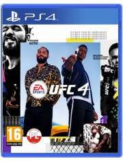 UFC 4 PS4 Bonus-50549