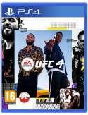 UFC 4 PS4 + Bonus