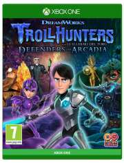 Trollhunters: Defenders of Arcadia Xbox One-50555