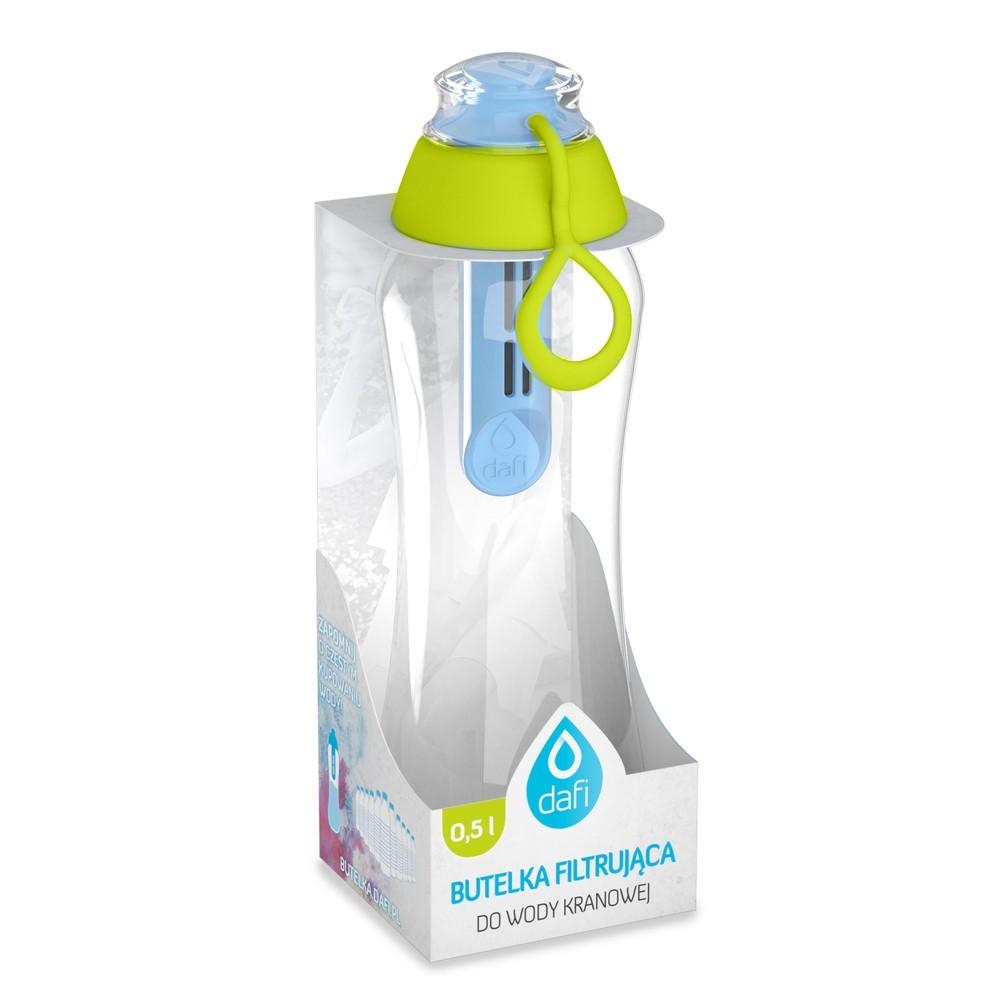 Butelka Filtrująca Wodę Dafi 0,5 l + Filtr