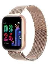 Smartwatch Garett Women Eva złoty stalowy