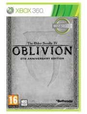 The Elder Scrolls IV Oblivion 5th Anniversary Xbox-50784