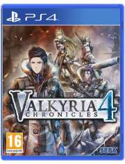 Valkyria Chronicles 4 PS4-50805